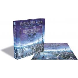 Brave New World (500 Pc Jigsaw Puzzle) - Iron Maiden