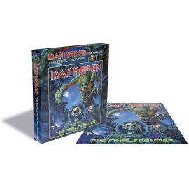 Final Frontier (500 Pc Jigsaw Puzzle) - Iron Maiden
