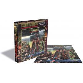 Stranger In A Strange (500 Pc Puzzle) - Iron Maiden