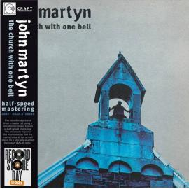THE CHURCH WITH ONE BELL-HALF SPEED - John Martyn