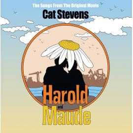 LP-YUSUF / CAT STEVENS-SONGS FROM HAROLD AND MAUDE -
