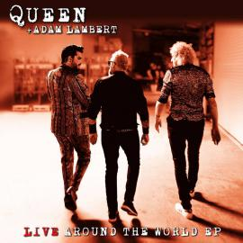 LIVE AROUND THE WORLD EP RSD21 - ADAM QUEEN/LAMBERT