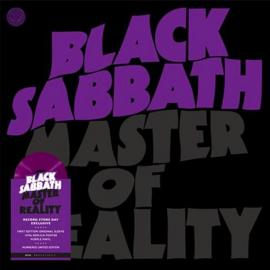 MASTER OF REALITY -RSD 2021 -LP - Black Sabbath