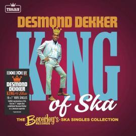 KING OF SKA: THE EARLY SINGLES C - Desmond Dekker