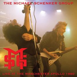 LP-MICHAEL SCHENKER GROUP-LIVE AT THE MANCHESTER A -