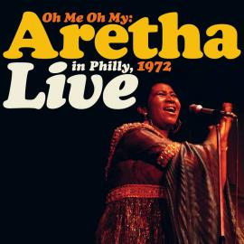 LP-ARETHA FRANKLIN-OH ME, OH MY: ARETHA LIVE IN P -