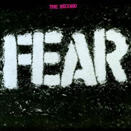 LP-FEAR-THE RECORD  -RSD 2021 -LP -
