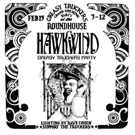 LP-HAWKWIND-GREASY TRUCKERS PARTY -RSD 2021 -2LP -