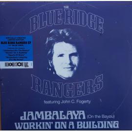 LP-JOHN FOGERTY-JAMBALAYA (ON THE BAYOU) / HEARTS -