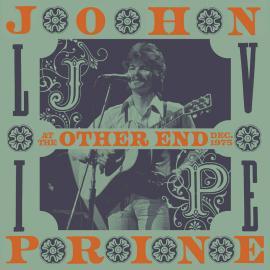 LP-JOHN PRINE-LIVE AT THE OTHER END, DECEMBER 1975 -