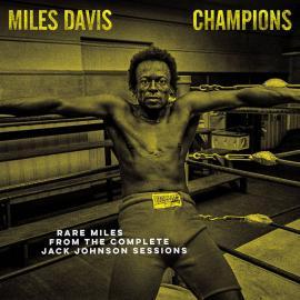 LP-MILES DAVIS-CHAMPIONS - RARE MILES FROM THE COM -