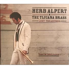 Lost Treasures (Rare & Unreleased) - Herb Alpert & The Tijuana Brass