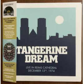 Live In Reims Cathedral 1974 - Tangerine Dream