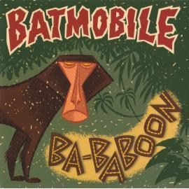 Ba-Baboon - Batmobile