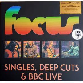 Singles, Deep Cuts & BBC Live - Focus