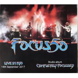 Focus 50: Live In Rio - Completely Focussed - Focus
