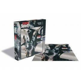 Iowa (500 Piece Foil Jigsaw Puzzle) - Slipknot