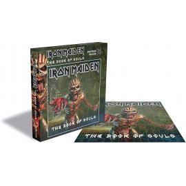 Iron Maiden: The Book Of Souls (500 Piece Jigsaw Puzzle) - Iron Maiden
