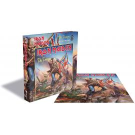 The Trooper (500 Piece Jigsaw Puzzle) - Iron Maiden