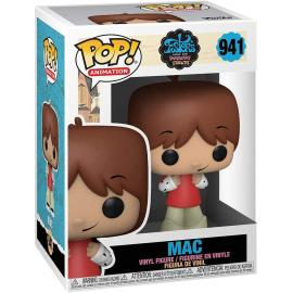MAC #941-FUNKO POP! ANIMATION FOSTER'S HOME FOR IMAGINARY FRIENDS -