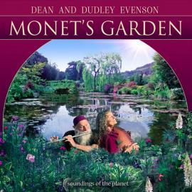 Monet's Garden - Dean Evenson