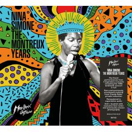 THE MONTREUX YEARS-2CD-NINA SIMONE -
