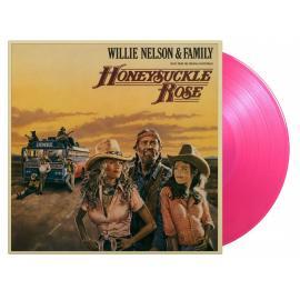 HONEYSUCKLE ROSE -CLRD- - WILLIE NELSON