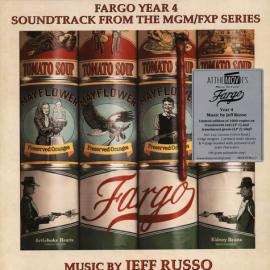Fargo (Year 4 Soundtrack From The Mgm/Fxp Television Series)  - Jeff Russo