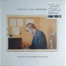 Preludes - Rare And Unreleased Recordings - Warren Zevon