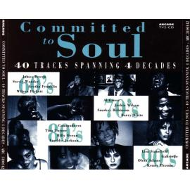 Committed To Soul - 40 Tracks Spanning 4 Decades - Various Production