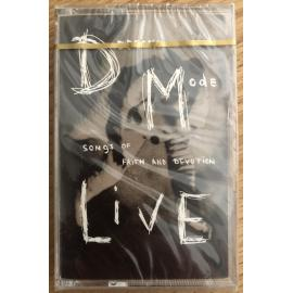 Songs Of Faith And Devotion / Live - Depeche Mode