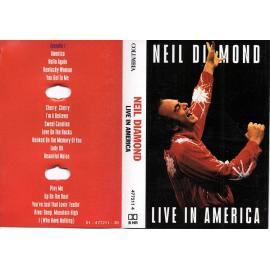 Live In America  - Neil Diamond