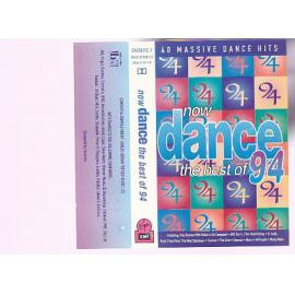 Now Dance - The Best Of 94 - Various Production