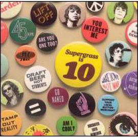 Supergrass Is 10. The Best Of 94-04 - Supergrass