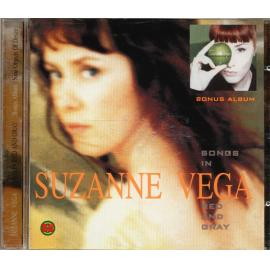 Songs In Red And Gray - Suzanne Vega
