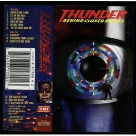 Behind Closed Doors - Thunder