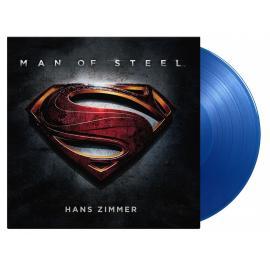 Original Soundtrack / Man Of Steel (2LP Coloured Blue) -
