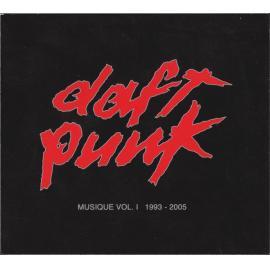 Musique Vol. 1 1993-2005 - Daft Punk