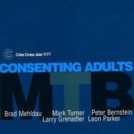 CONSENTING ADULTS [2 LP] RSD 2021- - M.T.B.