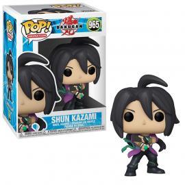 Funko Pop! Animation: - Bakugan- Shun -