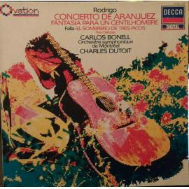 Rodrigo: Concierto De Aranjuez, etc. - Joaquín Rodrigo