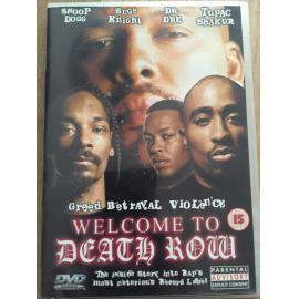 Welcome To Death Row - Tupac Shakur