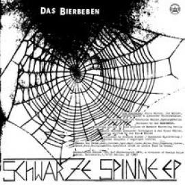Schwarze Spinne EP - Das Bierbeben