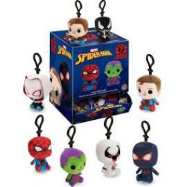 Marvel: Funko Mystery Minis - Plush Keychain - Spider-Man (Portachiavi) -