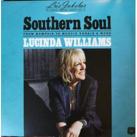 Southern Soul (From Memphis To Muscle Shoals & More) - Lucinda Williams