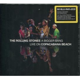 A Bigger Bang - Live On Copacabana Beach - The Rolling Stones
