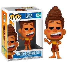 ALBERTO SCORFANO (LAND) #1054-FUNKO POP! LUCA -