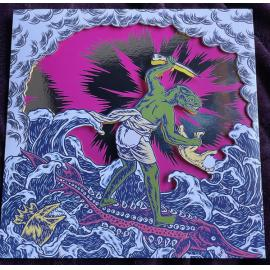 Teenage Gizzard - King Gizzard And The Lizard Wizard