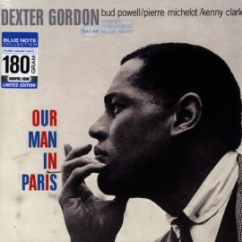 OUR MAN IN PARIS-GORDON,DEXTER -