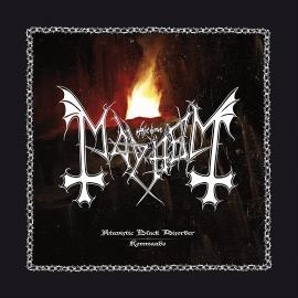 ATAVISTIC BLACK DISORDER / KOMMANDO - EP- - Mayhem